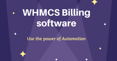 WHMCS Billing software