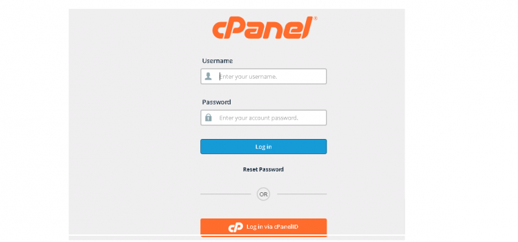 how-to-acess-cpanel