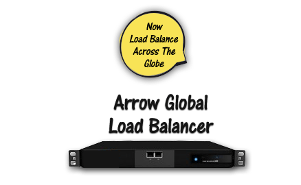 Arrow Global Load Balancer - High Availability Load Balancer