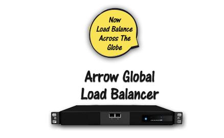 Arrow Global Load Balancer - High Availability Load Balancer