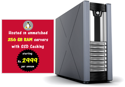 Linux Reseller Web Hosting India
