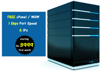 Linux Cloud Server Hosting India