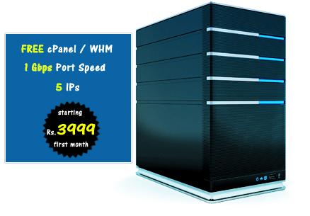 Linux Cloud Server Hosting India