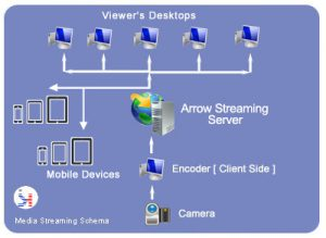 Media Streaming Server Hosting India