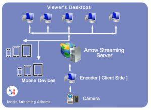 Media Streaming Server Hosting India