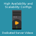 High Availability Dedicated Servers